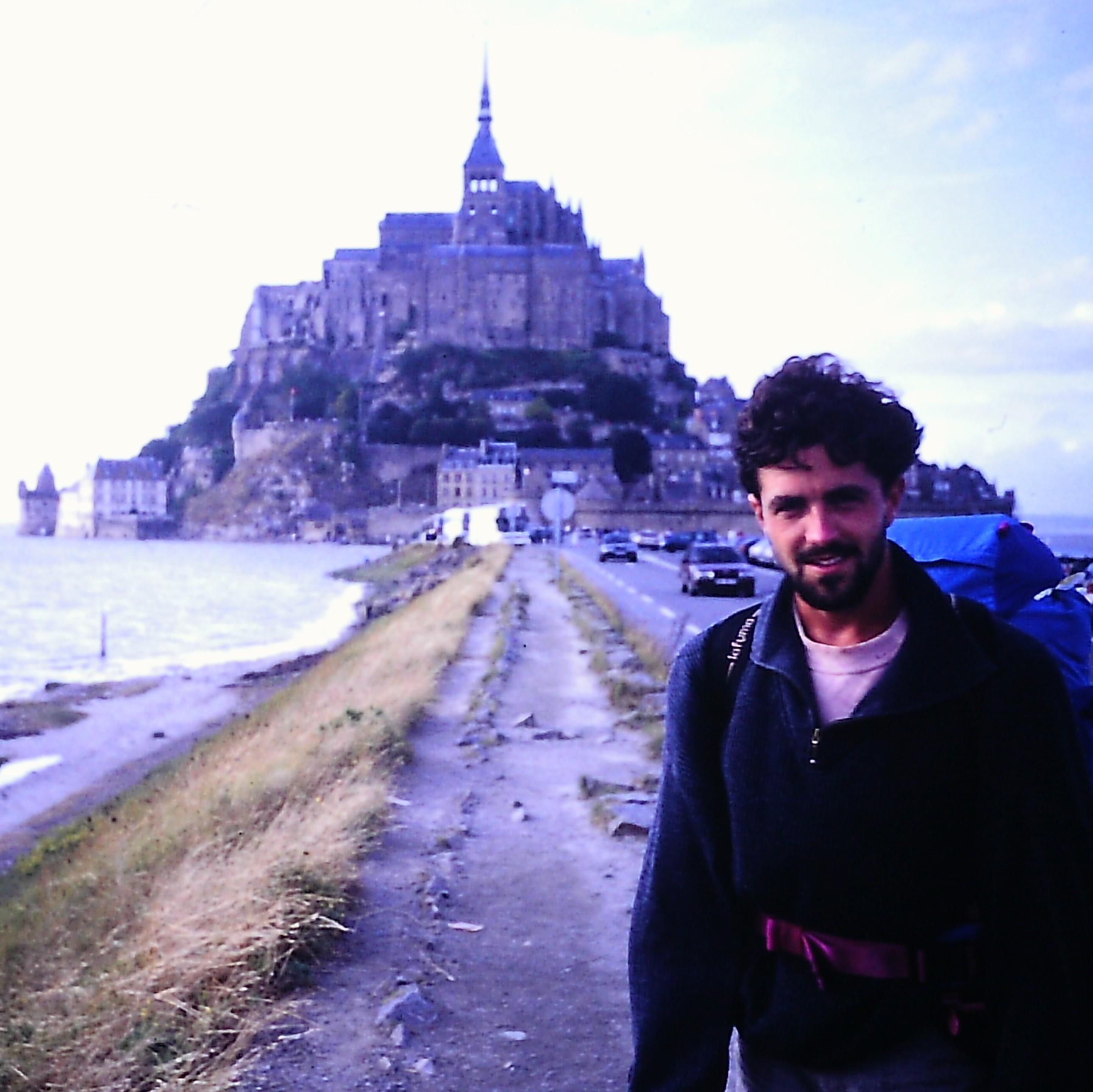 28 Pontaubault - Mont Saint-Michel